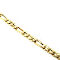 Cordão Masculino 3X1 em ouro 18K 60mm