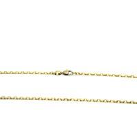 Cordão Cartier ou Cadeado - Médio - com 40 cm