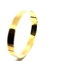 Bracelete em Ouro 18k Retangular